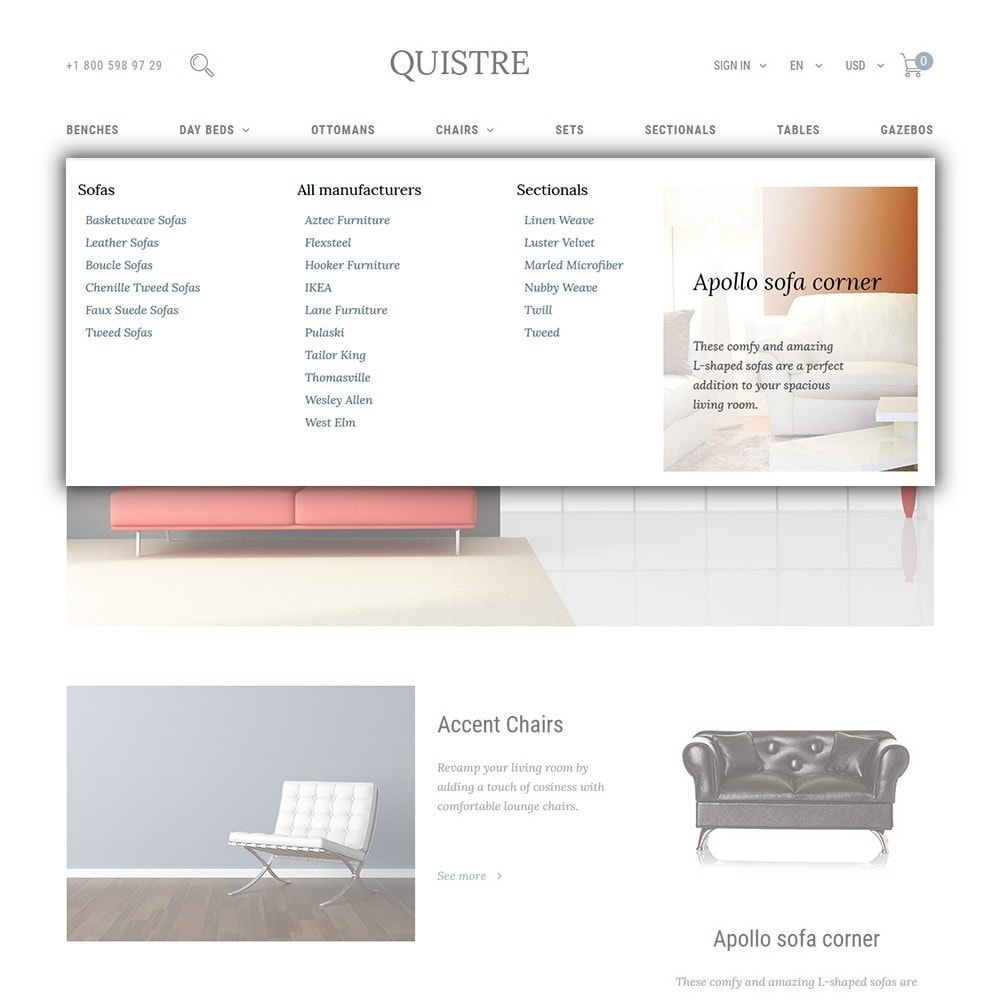theme - Дом и сад - Quistre - Interior - 5