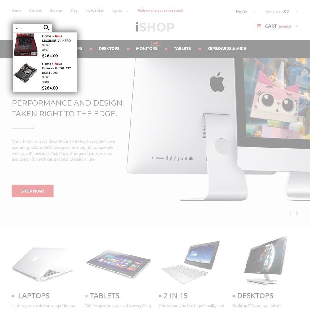 theme - Elettronica & High Tech - iShop - 6