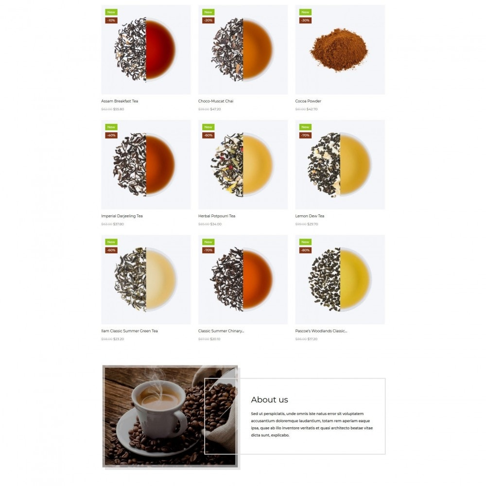 theme - Lebensmittel & Restaurants - TeaTime - 3