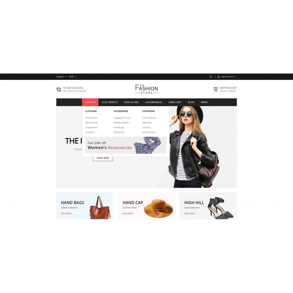 theme - Fashion & Shoes - The Fashion Store - 6