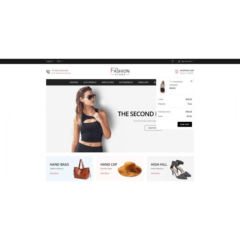 theme - Fashion & Shoes - The Fashion Store - 8