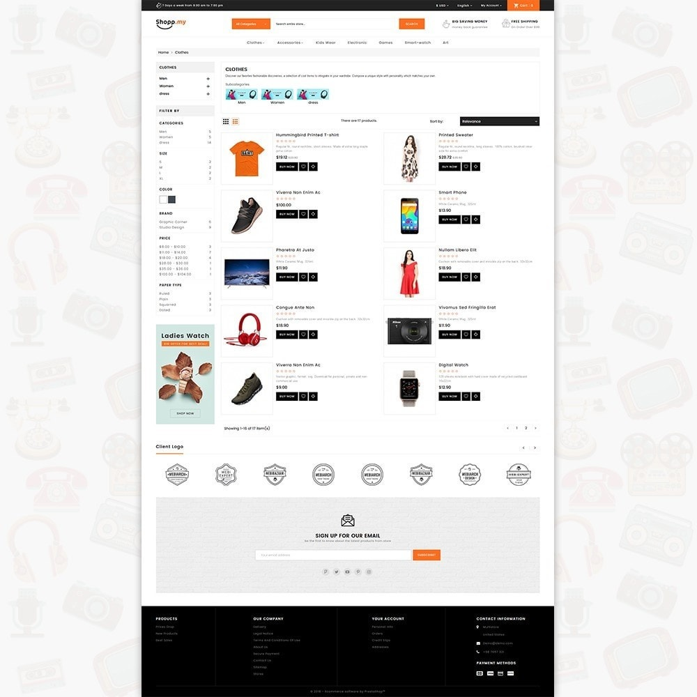 theme - Elektronika & High Tech - Shopmy - The MultiStore - 4