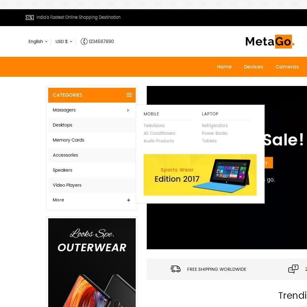 theme - Elektronica & High Tech - Melano Electronics Market - 8