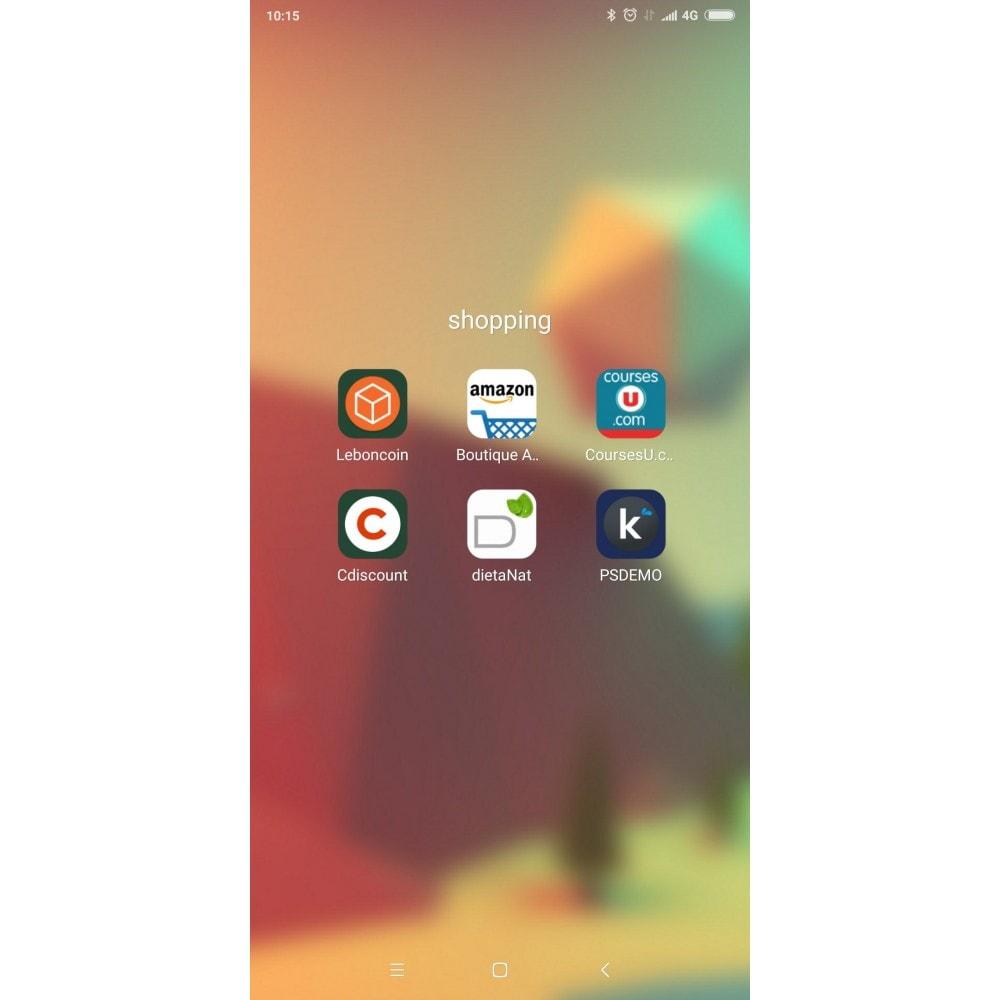 module - Mobile - PWA + notification Push - 9