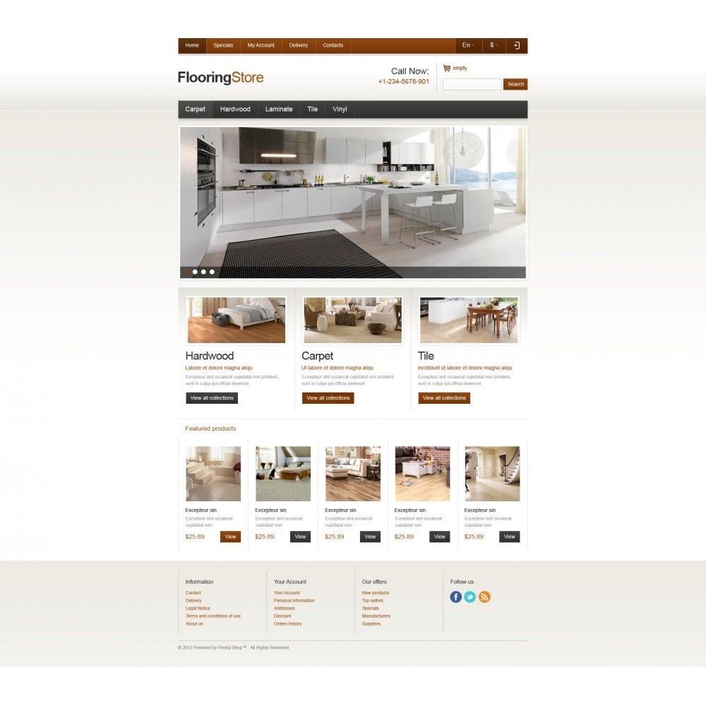 theme - Arte e Cultura - Responsive Flooring Store - 4