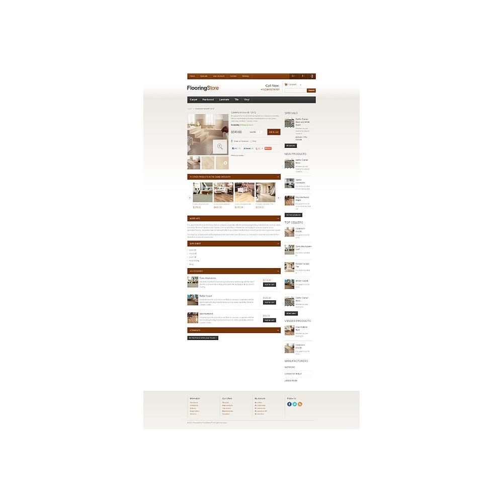 theme - Arte e Cultura - Responsive Flooring Store - 7