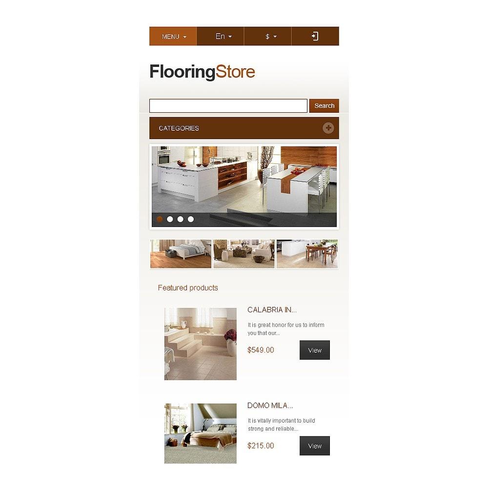 theme - Arte e Cultura - Responsive Flooring Store - 9