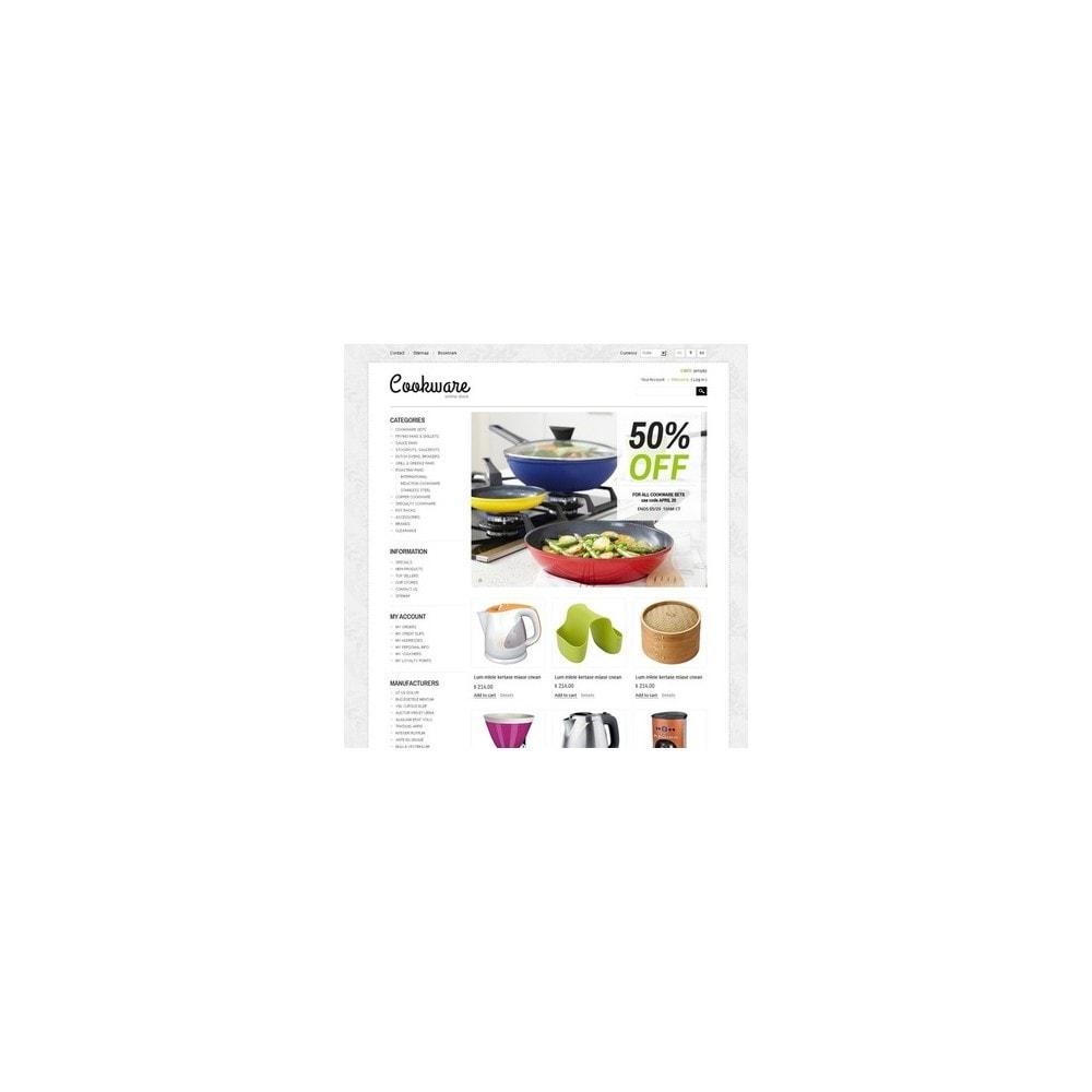 theme - Art & Culture - Cookware - 4