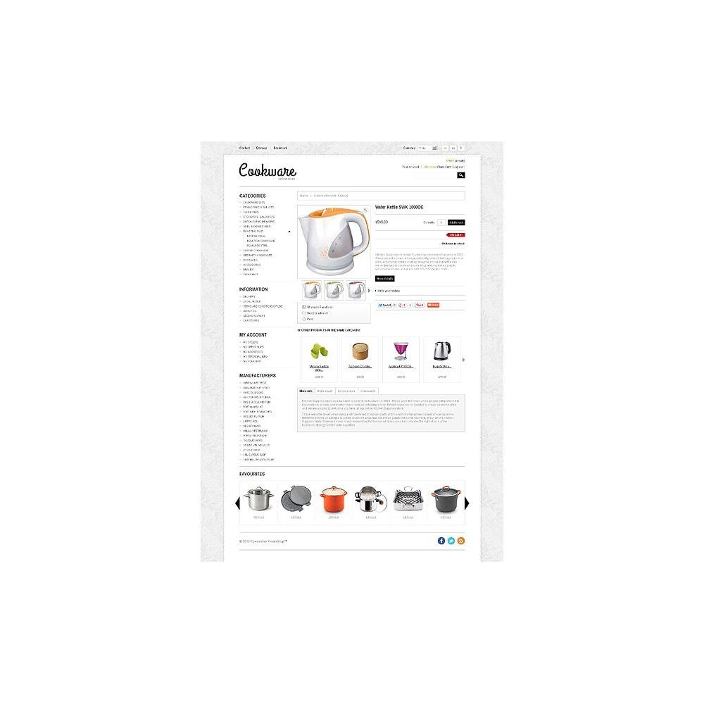theme - Art & Culture - Cookware - 6