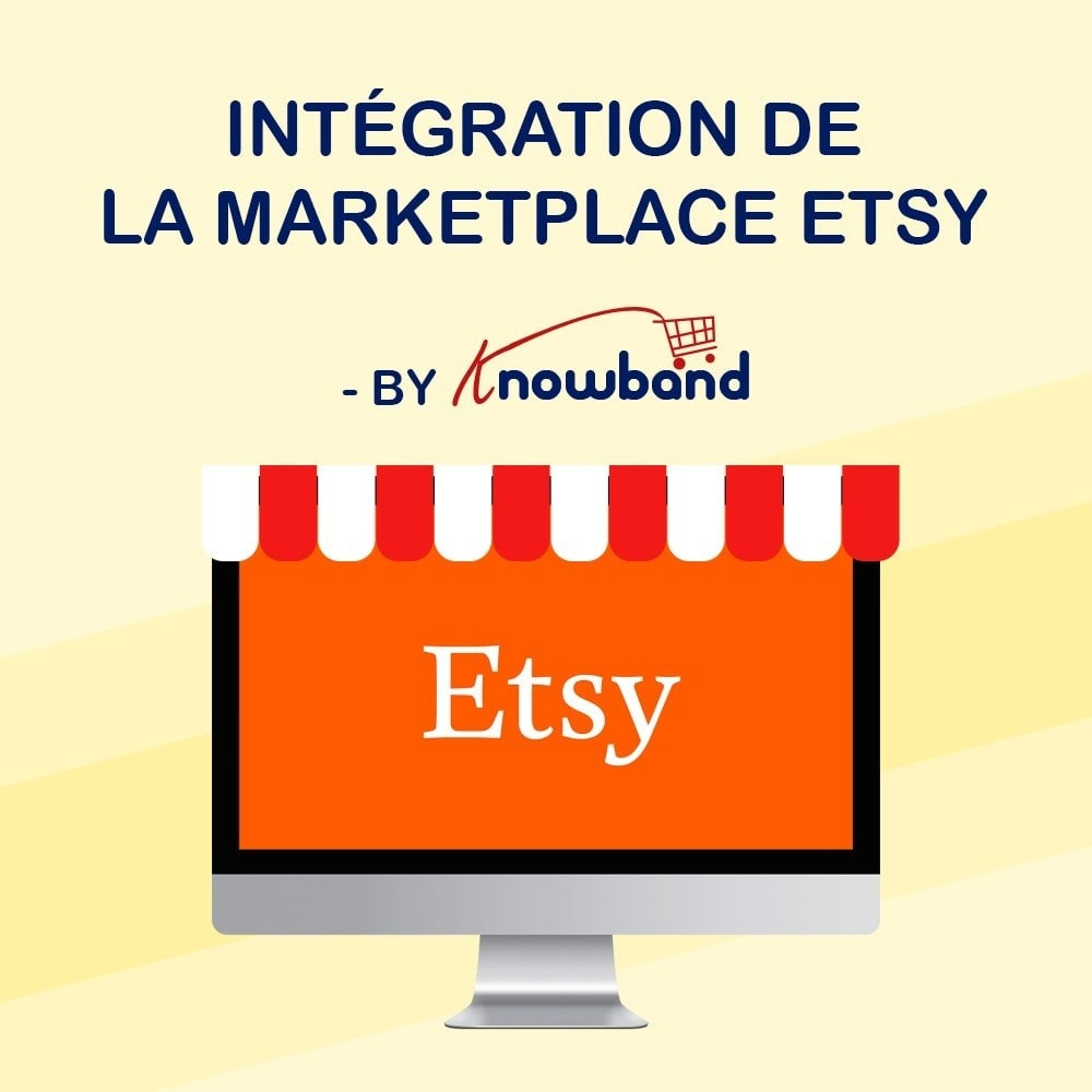 bundle - Connexion à un logiciel tiers (CRM, ERP...) - Marketplace Integration pack - Sell on top marketplace - 1