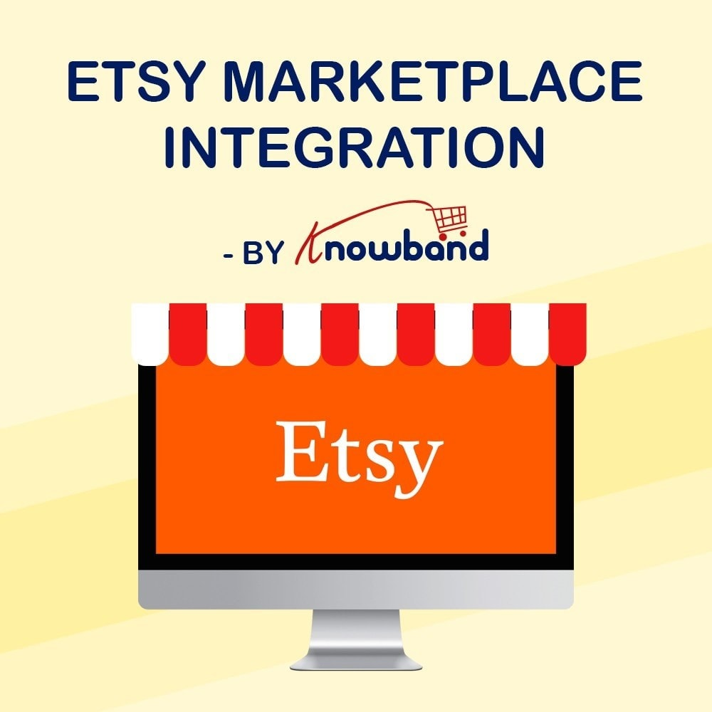 module - Marketplaces - Knowband Etsy Marketplace Integration - 1