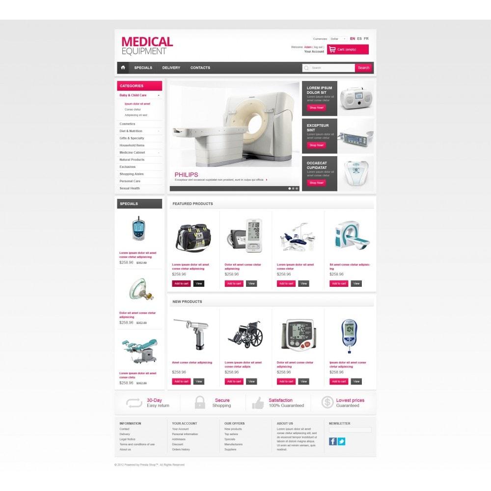 theme - Health & Beauty - Medical Equipment - 3