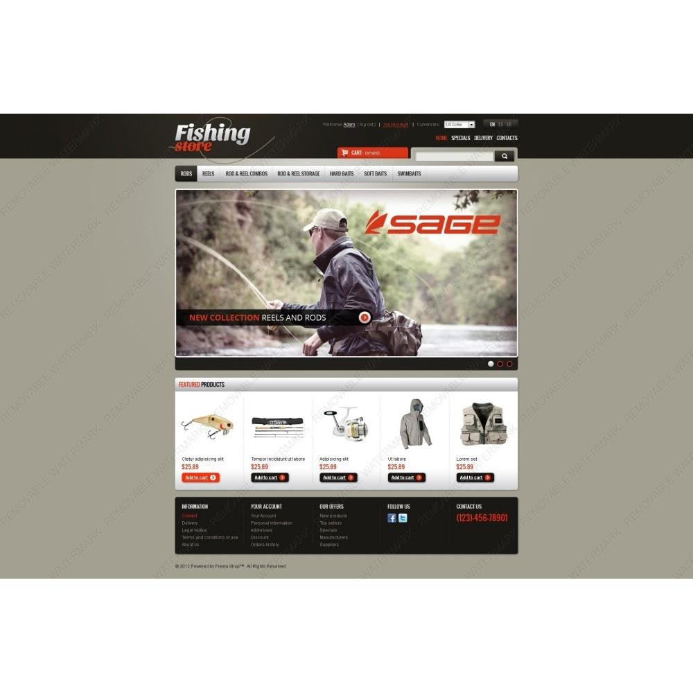 theme - Sport, Activiteiten & Reizen - Fishing Store - 7