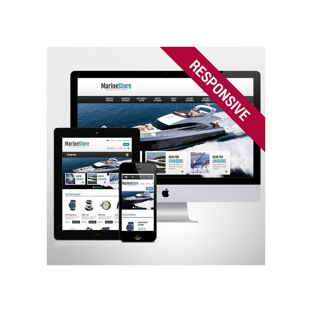 theme - Sport, Aktivitäten & Reise - Responsive Marine Store - 1