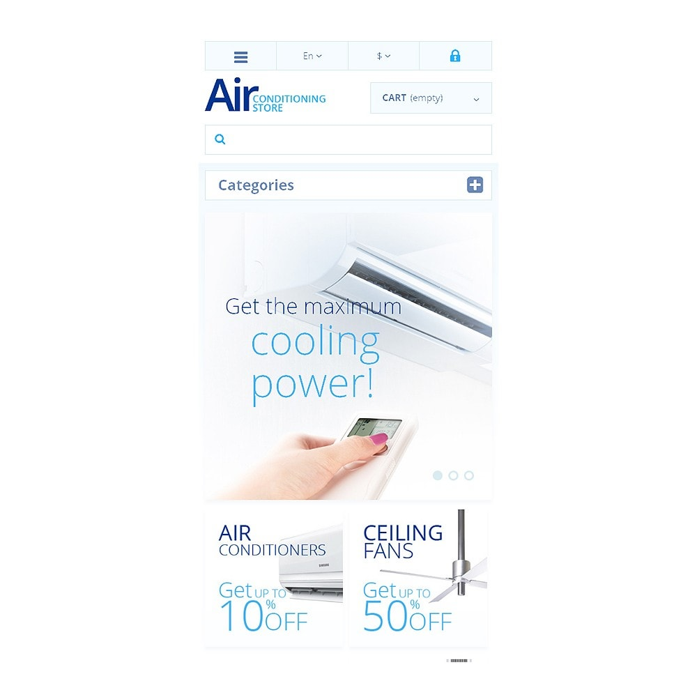 theme - Heim & Garten - Air Conditioning Store - 8