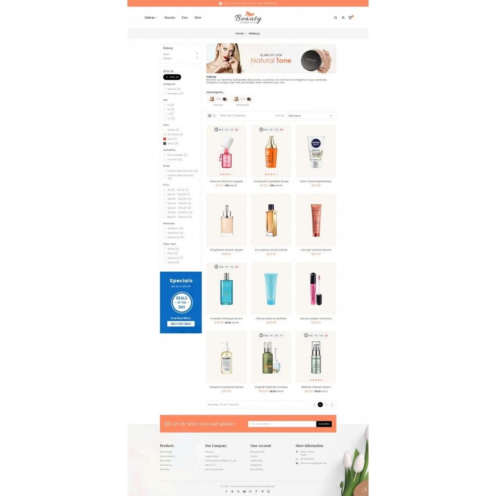 theme - Health & Beauty - Beauty Spa & Cosmetics - 3