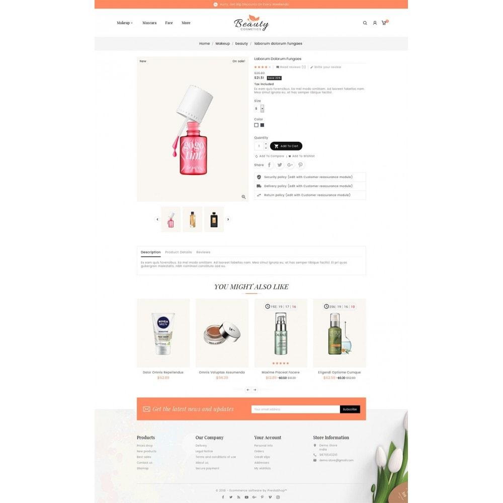 theme - Health & Beauty - Beauty Spa & Cosmetics - 5