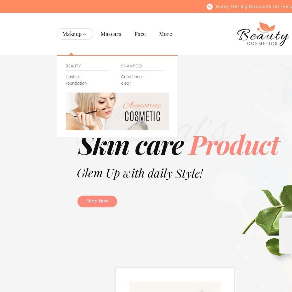 theme - Saúde & Beleza - Beauty Spa & Cosmetics - 8