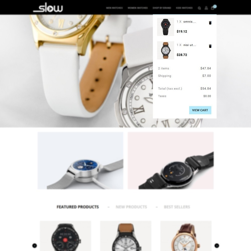 theme - Schmuck & Accesoires - Slow Watch Store - 8