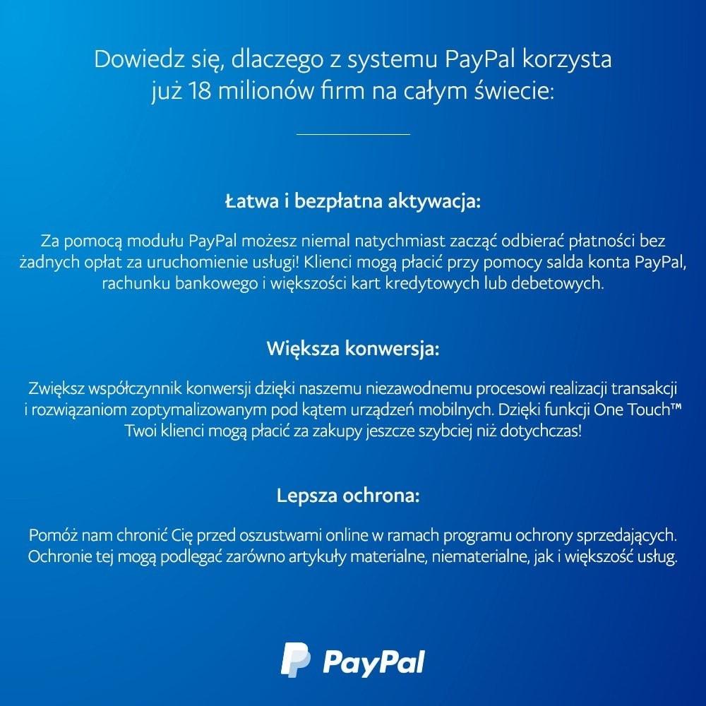 module - Płatność kartą lub Płatność Wallet - Oficjalny PayPal - 4