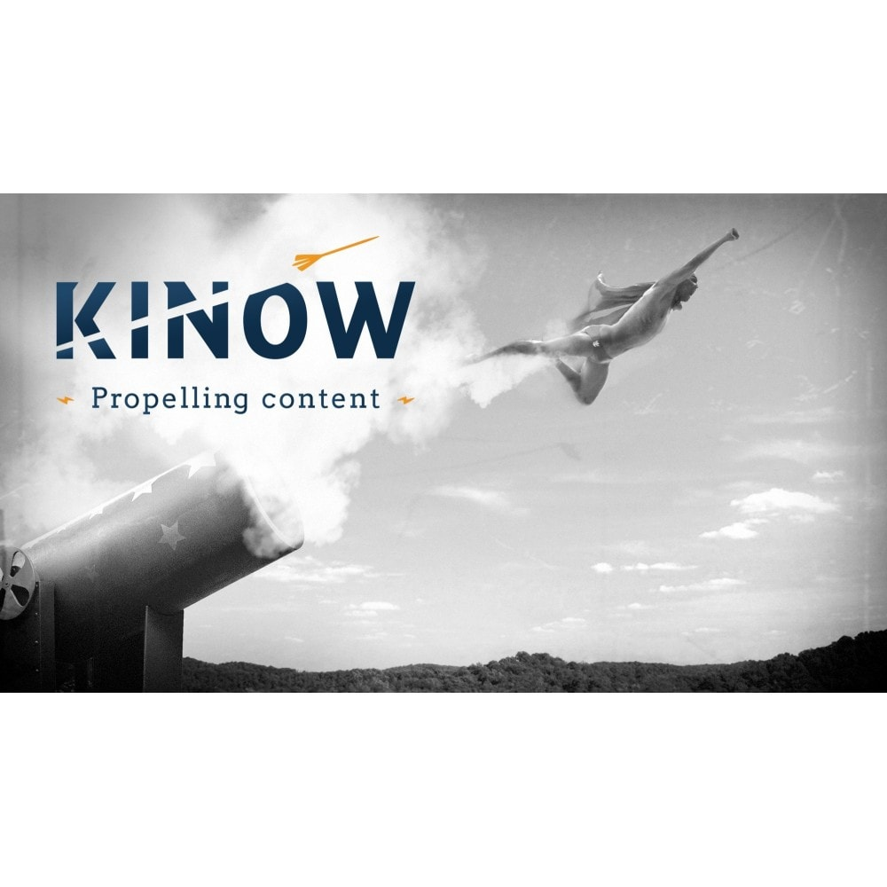 module - Productos Digitales (de descarga) - Kinow - Video on demand platform (VOD/sVOD) - 1