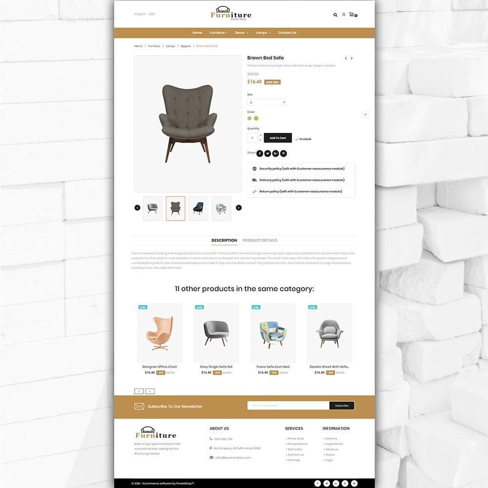theme - Casa & Giardino - Furniture shop - Furniture and home decor store - 6