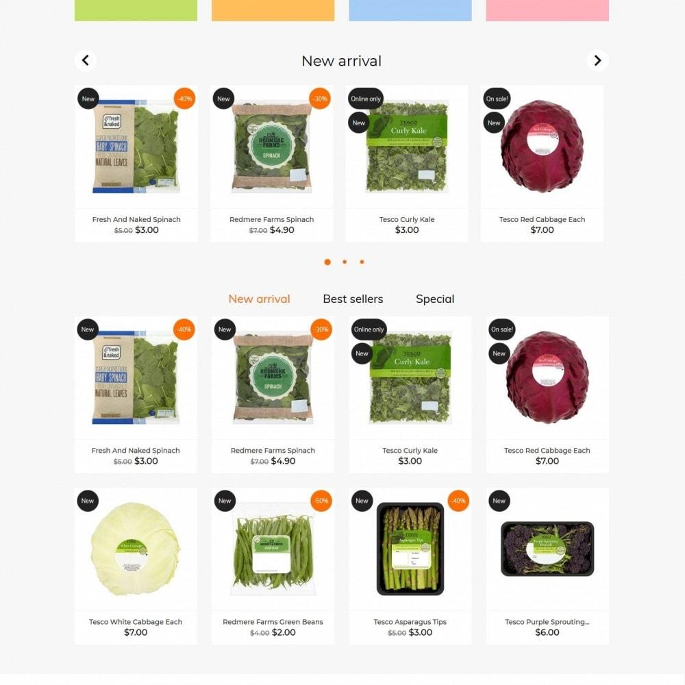 theme - Żywność & Restauracje - FoodMenu - 3