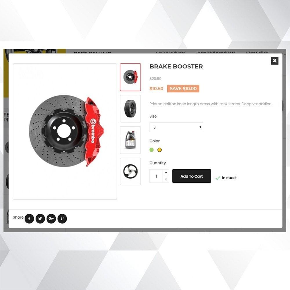 theme - Autos & Motorräder - Auto part store - 7