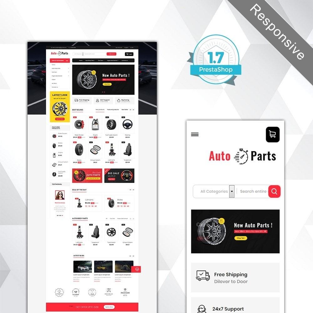 theme - Carros & Motos - Auto part store - 2