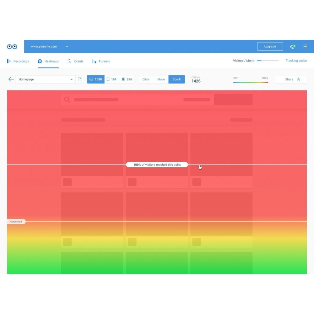 module - Administrative Tools - Smartlook Visitor Recording - 5