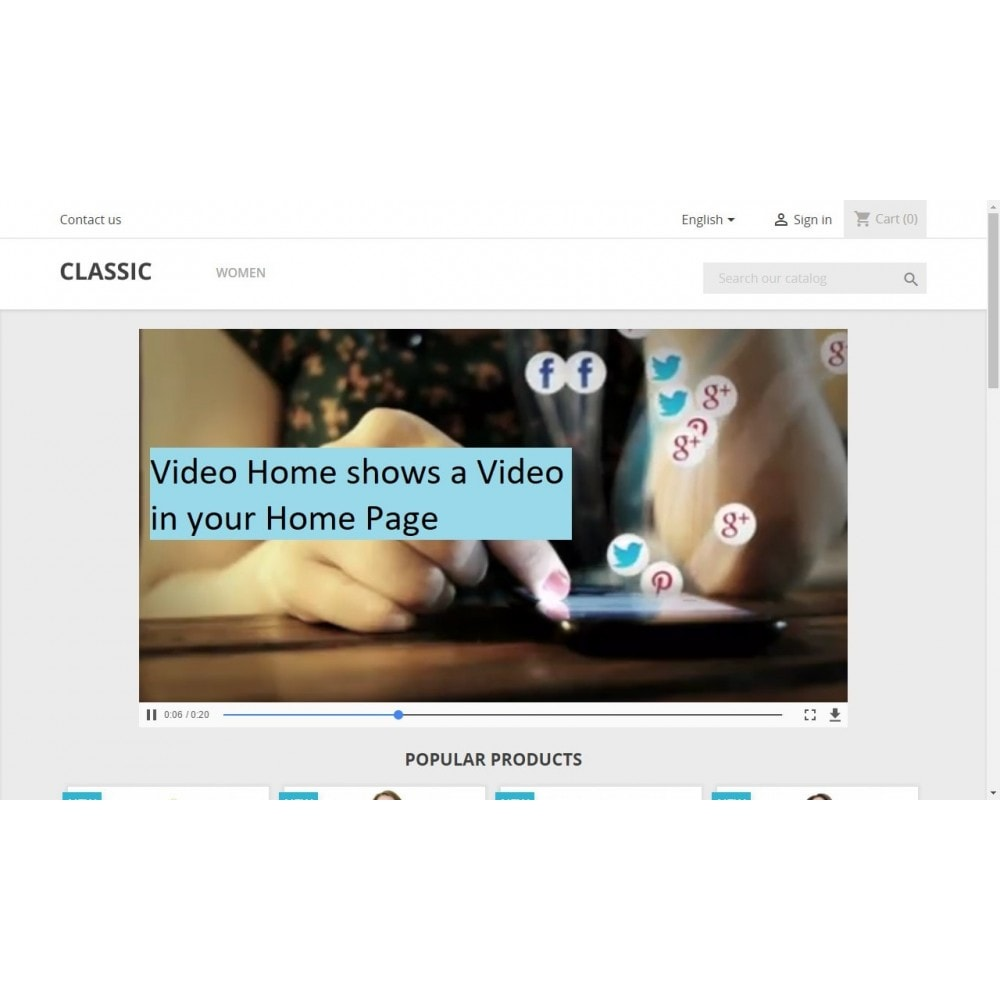 module - Videos & Musik - Video Home - 3