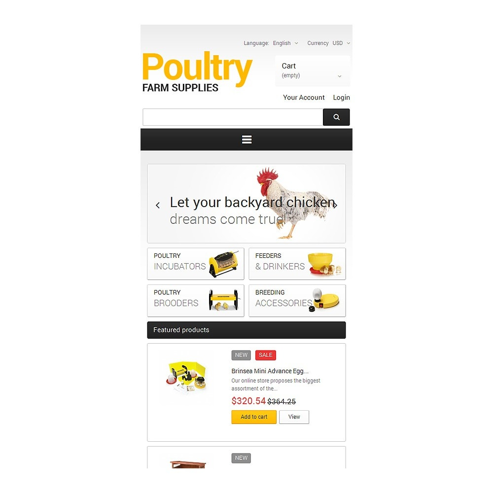theme - Heim & Garten - Poultry Farm Supplies - 8