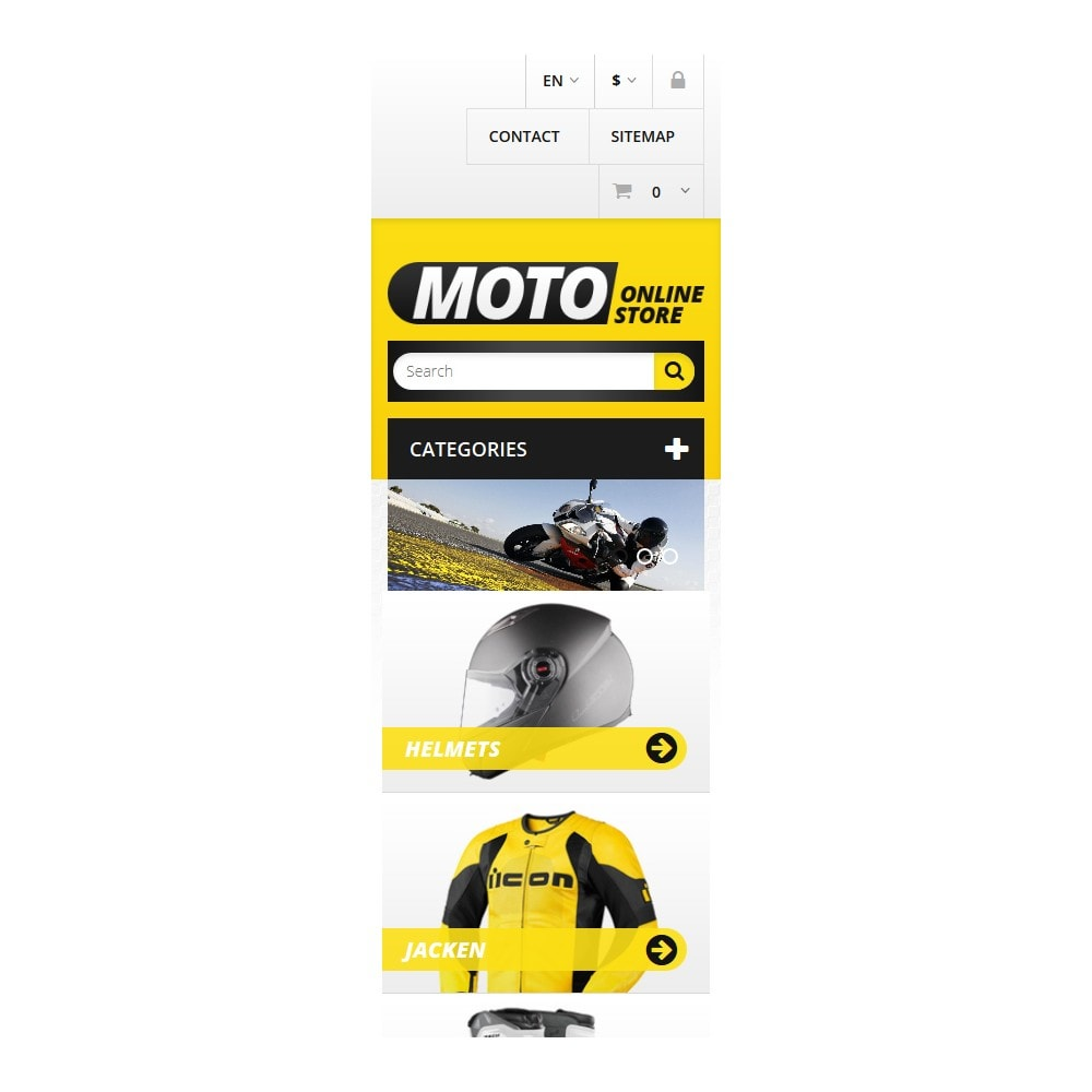 theme - Auto & Moto - Magasin de motos - 9