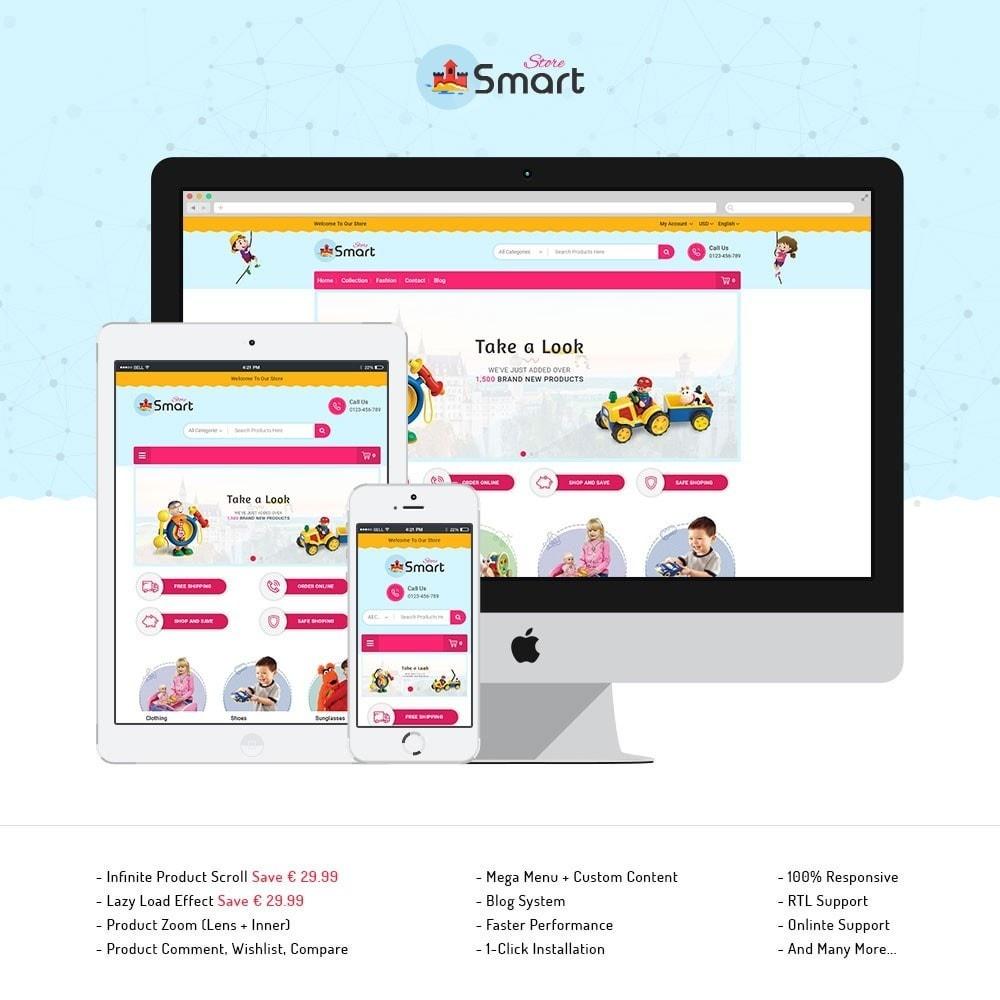 theme - Crianças & Brinquedos - Toys Smart Store - 1