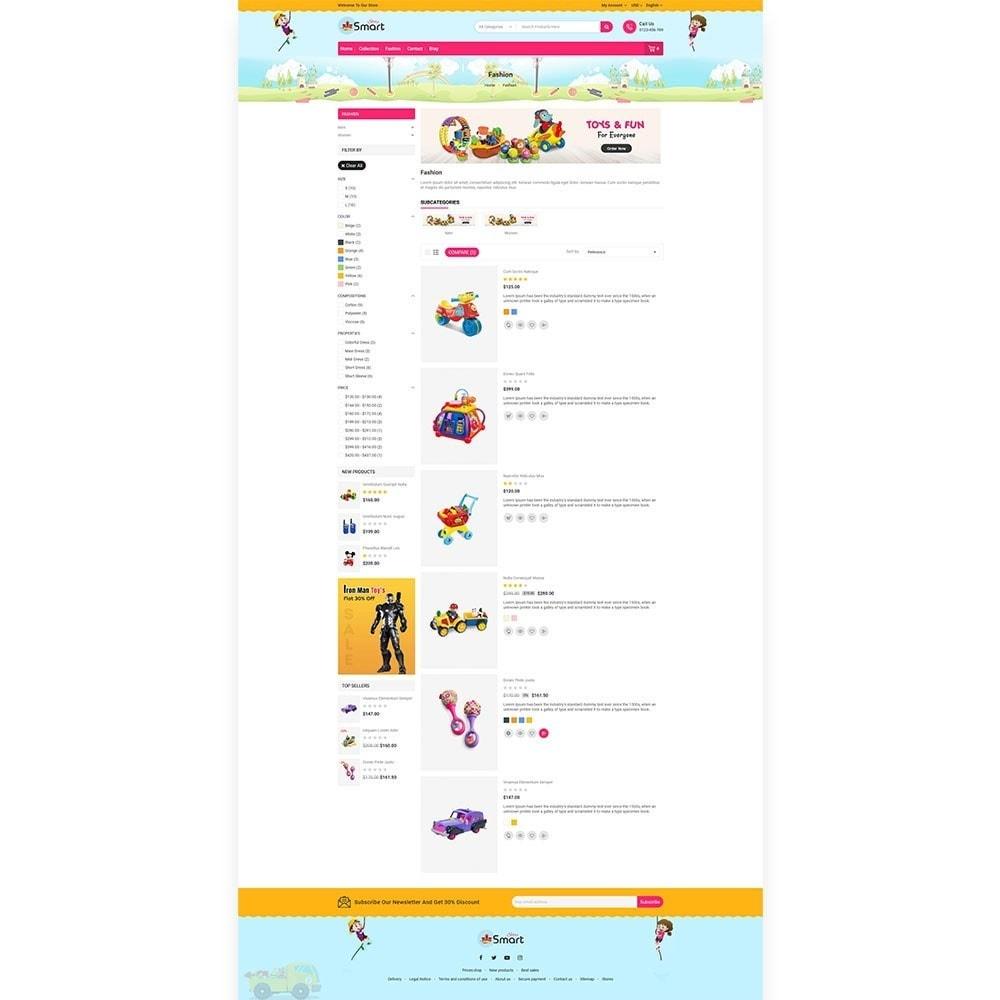 theme - Crianças & Brinquedos - Toys Smart Store - 4
