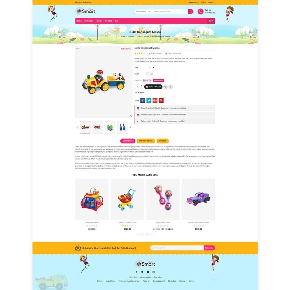 theme - Crianças & Brinquedos - Toys Smart Store - 5