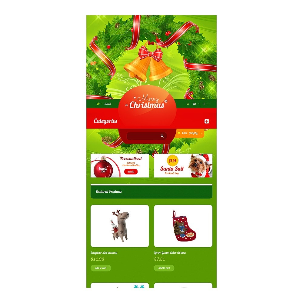 theme - Gifts, Flowers & Celebrations - Christmas Gift Shop - 7