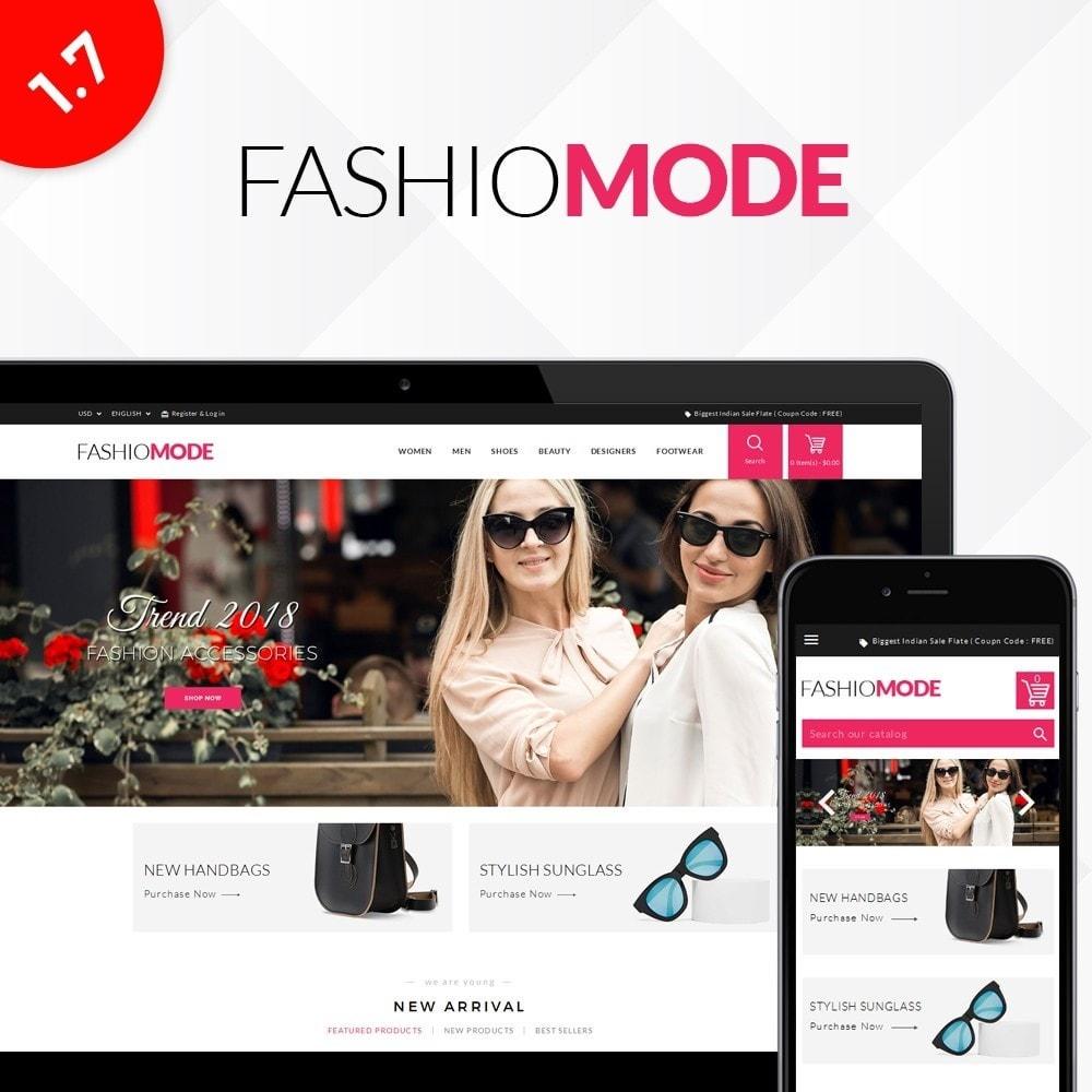 theme - Мода и обувь - Fashionmode Store - 1