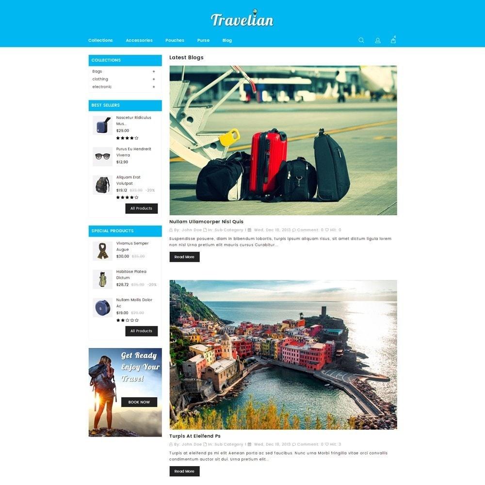 theme - Sport, Aktivitäten & Reise - Travelian - Travel Store - 6