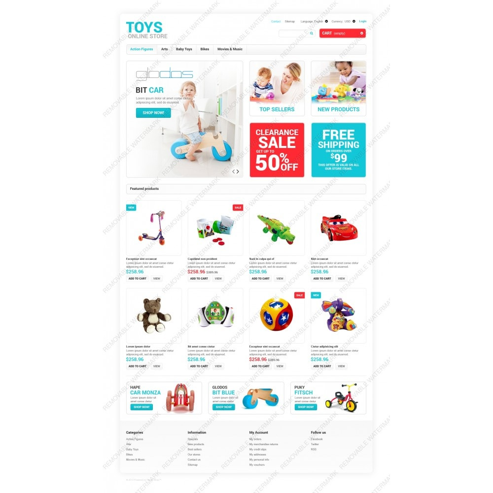 theme - Kinder & Spielzeug - Toys for Any Age - 5