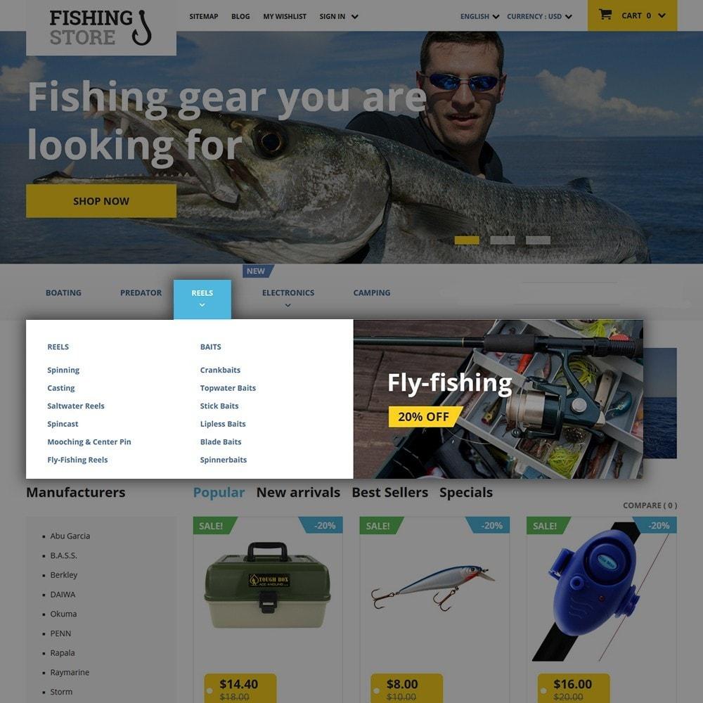 theme - Deportes, Actividades y Viajes - Fishing Store - 5