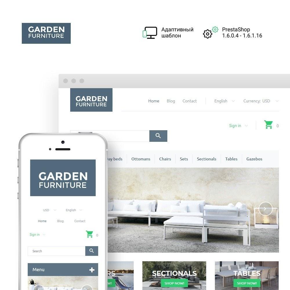 theme - Искусство и Культура - Garden Furniture - 1