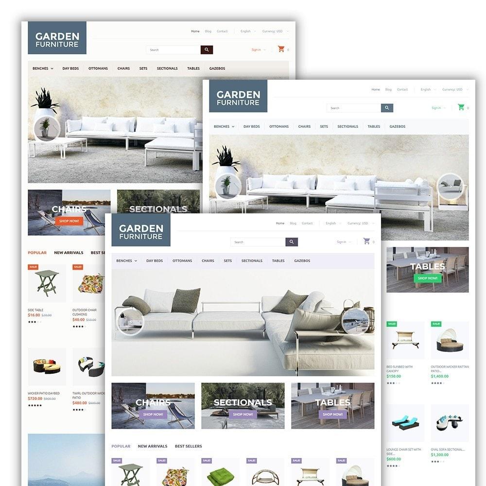 theme - Arte & Cultura - Garden Furniture - 2