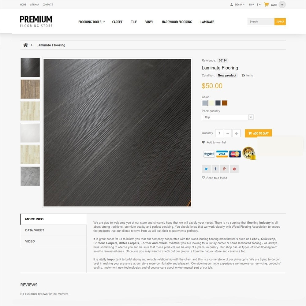 theme - Art & Culture - Premium Flooring - Flooring Store - 3