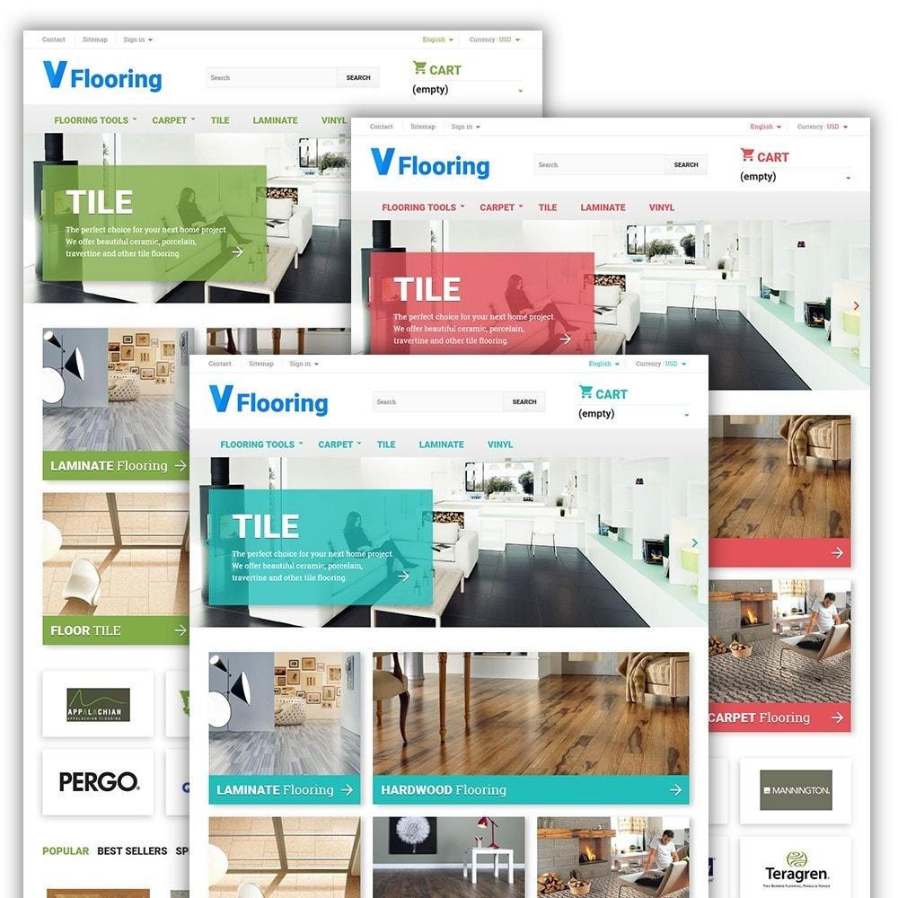 theme - Arte & Cultura - Flooring - 2