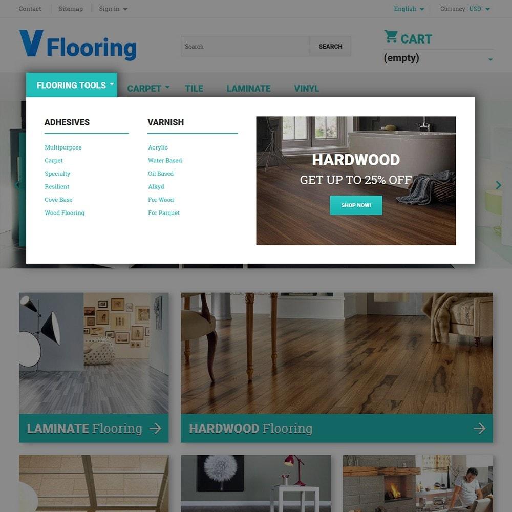 theme - Arte & Cultura - Flooring - 4