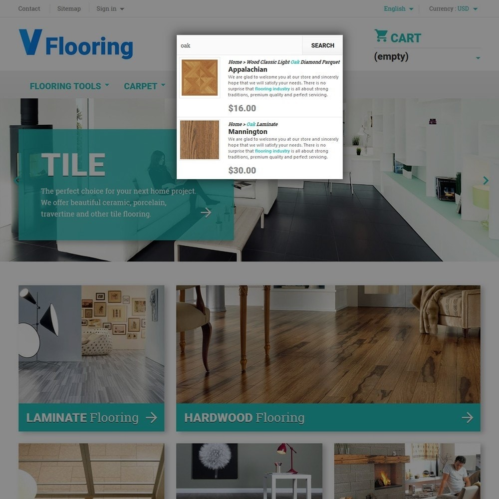 theme - Arte & Cultura - Flooring - 6