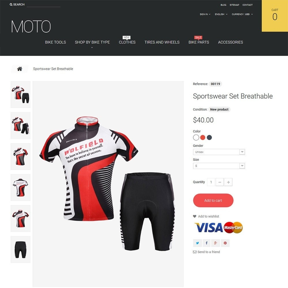 theme - Auto & Moto - Moto - Bike Shop - 3