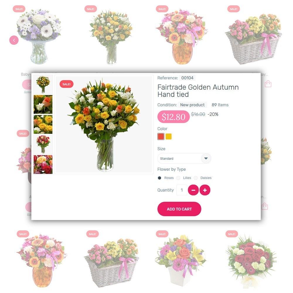 theme - Regalos, Flores y Celebraciones - Kamelia - 4