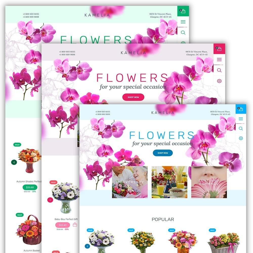 theme - Подарки, Цветы и праздничные товары - Kamelia - 2